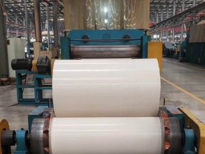 White Color Conveyor Belting