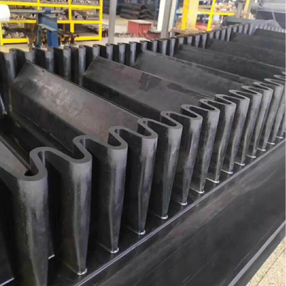 Conveyor Belting System: Types And Uses Of Industrial Conveyor